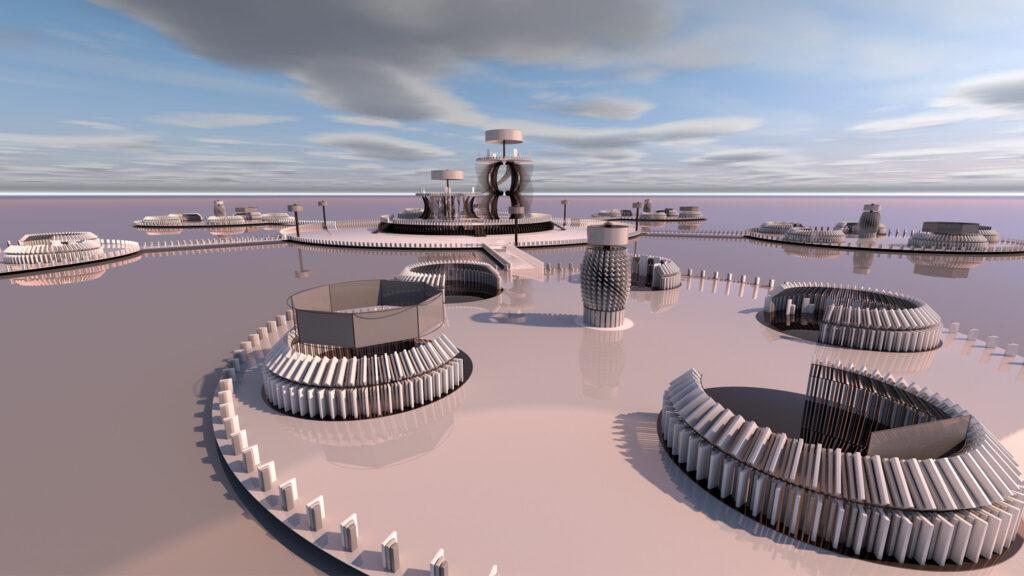 An overview of the Agora virtual exhibition environment