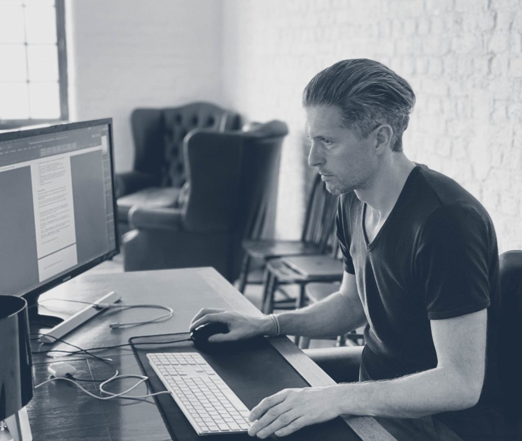 Will Hambling working from home